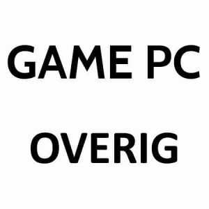 Game PC overig