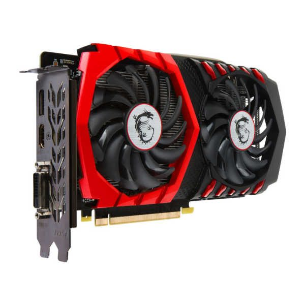 Refurbished videokaart msi gtx 1050 ti