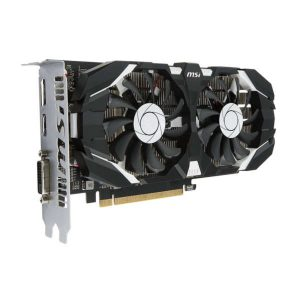 Refurbished videokaart msi gtx 1050 ti oc