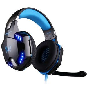 Game Pc Gaming Headset Stereo Met Led verlichting
